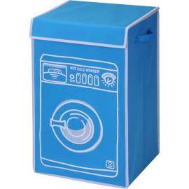 Wasmand - Wasmachine - Blauw