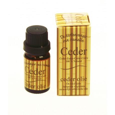 Cederhout Olie (12 stuks)