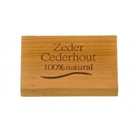 Cederhout Lade (12x 3 stuks)