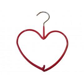 Accessoire-hanger Sweetheart, rood