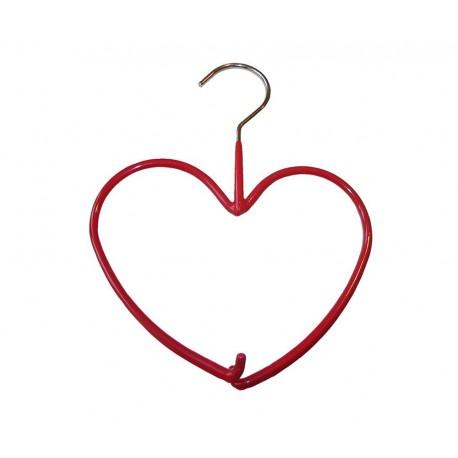 Accessoirehanger Sweetheart, rood
