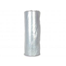 Plastic kledinghoes op rol, 130 cm / 100 stuks