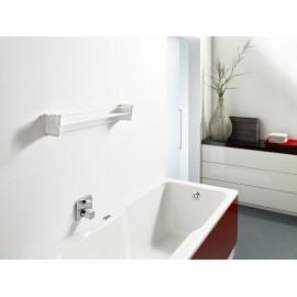 Wanddroogrek Smart - uittrekbaar - 80 cm / wit