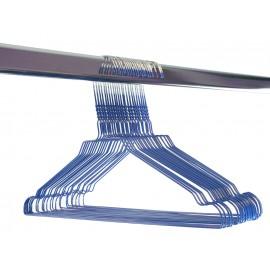 Draadhanger gekleurd, blauw (50 stuks)