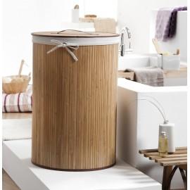 Wasmand - Bambou, rond