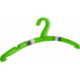 Kledinghanger Kunststof - Type Adam, groen (5 stuks)