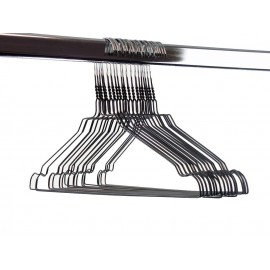 Draadhanger gekleurd, zwart (50 stuks)