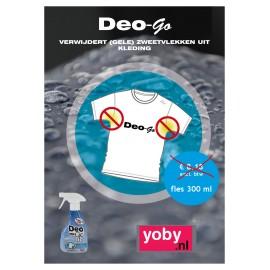 1x Deo-Go, verwijdert gele transpiratie-vlekken