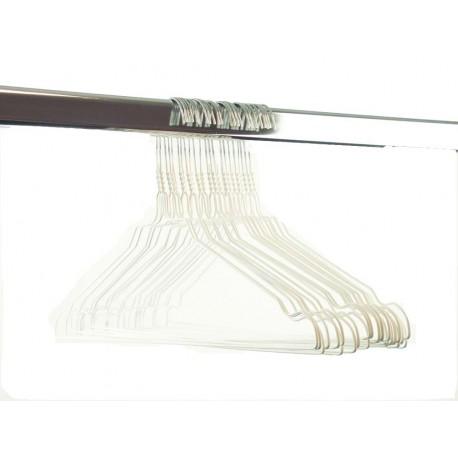 Draadhanger 2.40 mm, wit (450 stuks)